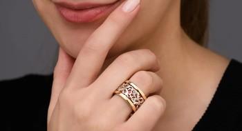 Как выбрать качественное золотое кольцо?