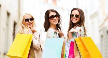Shopping-weekend: 21-22 мая