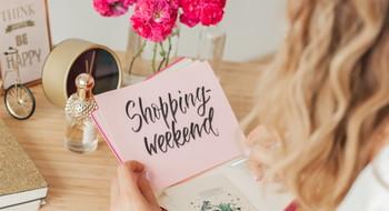 Shopping-weekend: 21-22 июля