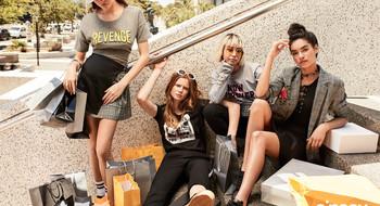 Весенняя коллекция 2018 бренда SiNSAY