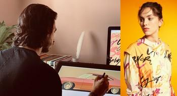 Курс на Sunset Road: капсульная коллекция Pennyblack в коллаборации со Спиросом Халарисом.