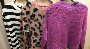 Обзор свитеров и джемперов: чем согреться этой зимой?