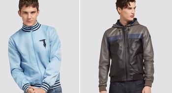 Новая коллекция для мужчин Trussardi Jeans SS18