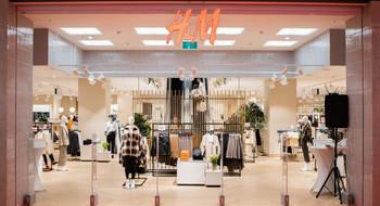 H&M оказывает социальную помощь