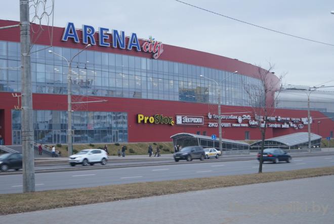 ТЦ Арена Сити