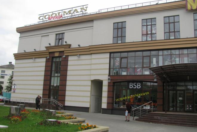 ТЦ «Coolman»